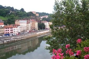30. Vous étiez en vacances à Lyon