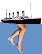 8. Si les bateaux avaient des jambes, ils marcheraient