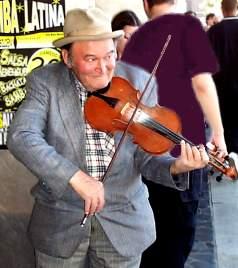 1. Je connais un type qui sait jouer du violon