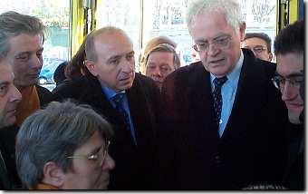Lionel Jospin, premier ministre