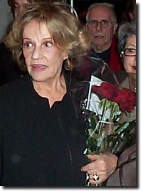 Cet amour-là: un entretien avec Jeanne Moreau