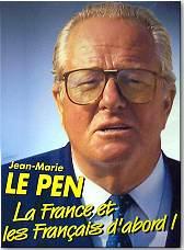 Jean-Marie Le Pen bouleverse les élections présidentielles