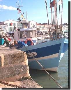 La réforme de la pêche