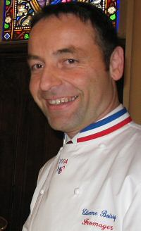 Étienne Boissy - meilleur ouvrier de France (fromager)