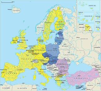 L'Union européenne à 25