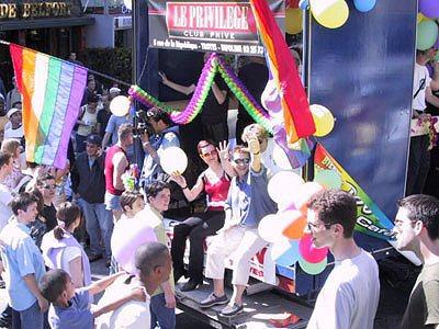 Les droits des homosexuels