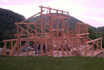 Je vais construire ma propre maison!