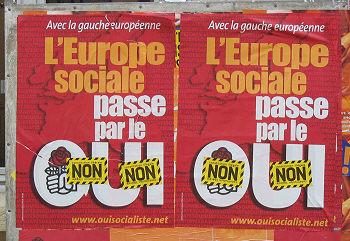 La France dit «non»
