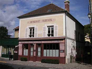 La lumière d'Auvers-sur-Oise