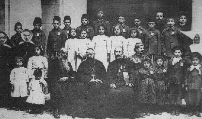Les Arméniens de France