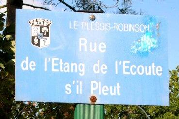 Les noms de rues