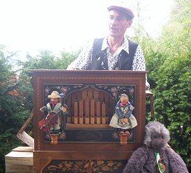 Le festival d'orgues de Barbarie