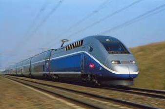 Le TGV fête ses 25 ans
