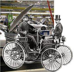 La souplesse et le mordant du lion - la magnifique histoire de la marque Peugeot
