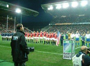 La Coupe du monde du rugby