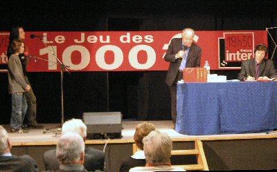 Le jeu des mille euros fête ses 50 ans!