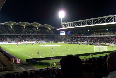 L'Olympique Lyonnais survole la ligue 1