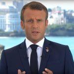 L'adresse du Président Macron