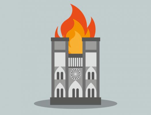 Qu'est-ce qui a provoqué l'incendie?